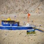 Gurudwara Pathhar Sahib in Leh