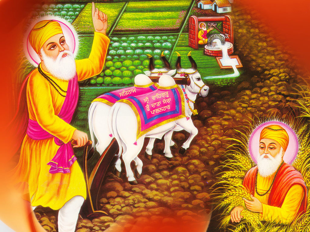 Dhan sikhi