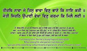 Sri Guru Granth Sahib Ji Arth Ang 2 post 12