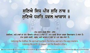 Sri Guru Granth Sahib Ji Arth Ang 2 post 17