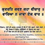 Sri Guru Granth Sahib Ji Arth Ang 4 post 3