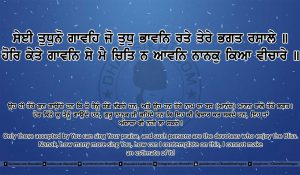 Sri Guru Granth Sahib Ji Arth Ang 6 post 14