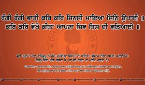 Sri Guru Granth Sahib Ji Arth Ang 6 post 16