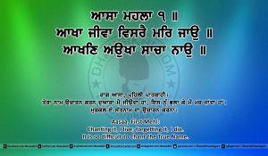 Sri Guru Granth Sahib Ji Arth Ang 9 post 17