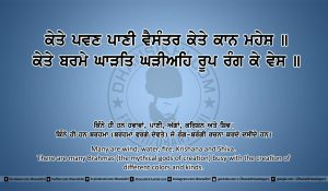 Sri Guru Granth Sahib Ji Arth Ang 7 post 19