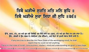 Sri Guru Granth Sahib Ji Arth Ang 8 post 3