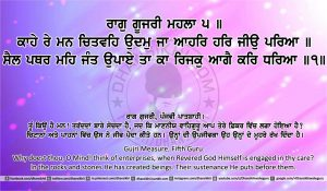Sri Guru Granth Sahib Ji Arth Ang 10 Post 7