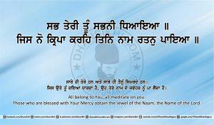 Sri Guru Granth Sahib Ji Arth Ang 11 post 10