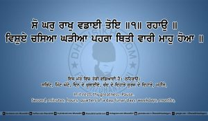 Sri Guru Granth Sahib Ji Arth Ang 12 post 19