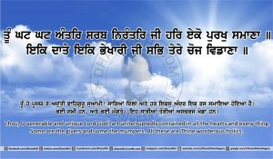Sri Guru Granth Sahib Ji Arth Ang 11 post 1