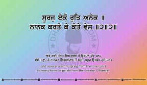 Sri Guru Granth Sahib Ji Arth Ang 12 post 20
