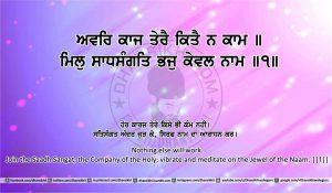 Sri Guru Granth Sahib Ji Arth Ang 12 post 7