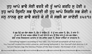 Sri Guru Granth Sahib Ji Arth Ang 11 post 8