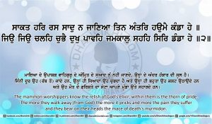 Sri Guru Granth Sahib Ji Arth Ang 13 post 9