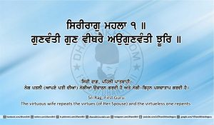 Sri Guru Granth Sahib Ji Arth Ang 17 post 10