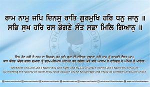 Sri Guru Granth Sahib Ji Arth Ang 21 post 10