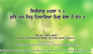 Sri Guru Granth Sahib Ji Arth Ang 20 post 11