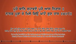 Sri Guru Granth Sahib Ji Arth Ang 17 post 16