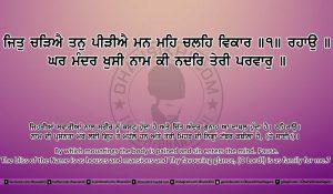 Sri Guru Granth Sahib Ji Arth Ang 16 post 18