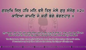 Sri Guru Granth Sahib Ji Arth Ang 21 post 18