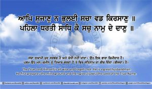 Sri Guru Granth Sahib Ji Arth Ang 19 post 1