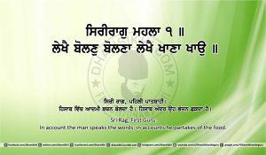 Sri Guru Granth Sahib Ji Arth Ang 15 post 2