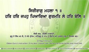 Sri Guru Granth Sahib Ji Arth Ang 22 post 2