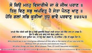 Sri Guru Granth Sahib Ji Arth Ang 16 post 3