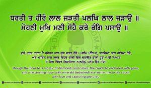 Sri Guru Granth Sahib Ji Arth Ang 14 post 4
