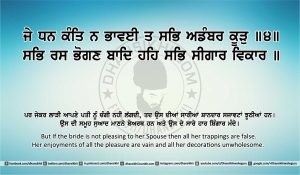 Sri Guru Granth Sahib Ji Arth Ang 19 post 5