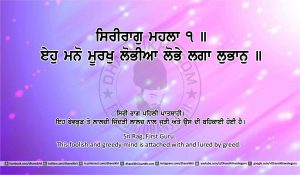 Sri Guru Granth Sahib Ji Arth Ang 21 post 7