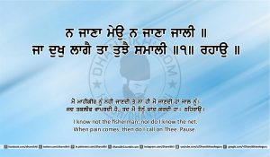 Sri Guru Granth Sahib Ji Arth Ang 25 post 10
