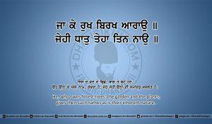 Sri Guru Granth Sahib Ji Arth Ang 25 post 19