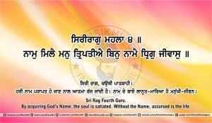 Sri Guru Granth Sahib Ji Arth Ang 40 post 3