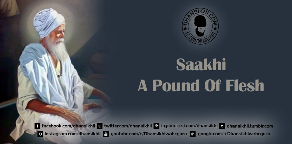 Saakhi - A Pound Of Flesh