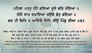 Sri Guru Granth Sahib Ji Arth Ang 43 post 10
