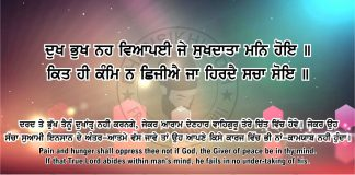 Sri Guru Granth Sahib Ji Arth Ang 43 post 15