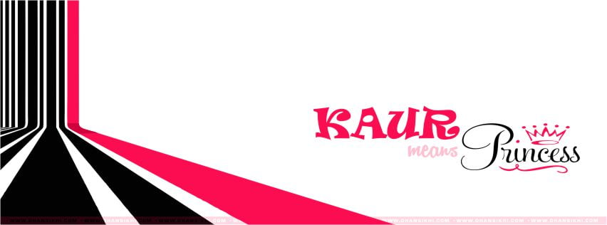 FB Covers - Kour Means Princess