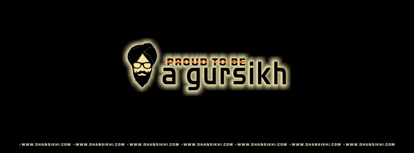 FB Covers - Proud To Be A Gursikh