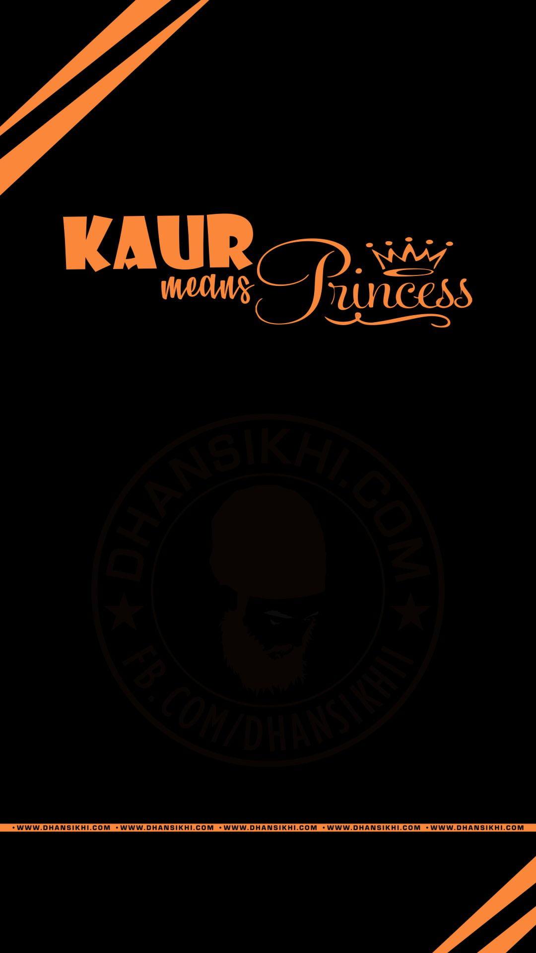 Mobile Wallpaper - Kour Means Princess