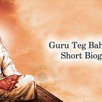 Guru Teg Bahadur Ji's Short Biography, Gurbani Quotes, Sikh Photos, Gurmukhi Quotes, Gurbani Arth, Waheguru, HD Sikh Wallpaper