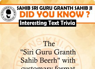 Gurbani - Did You Know ?