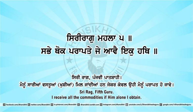 Sri Guru Granth Sahib Ji Arth Ang 44 post 5