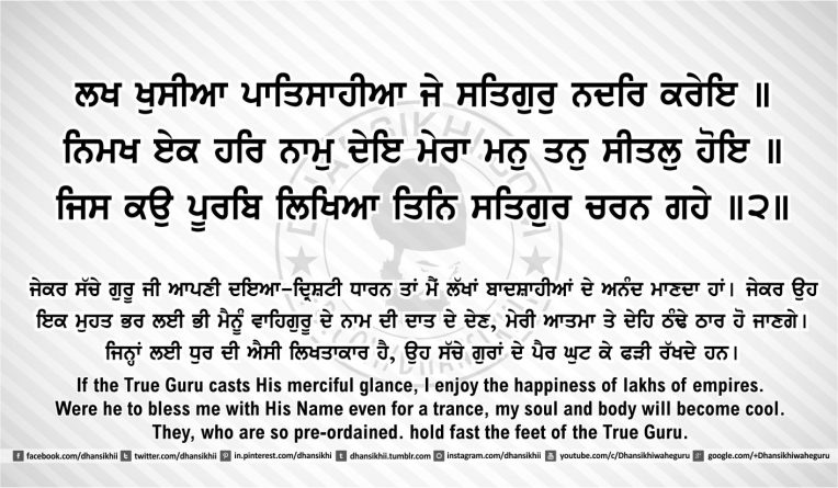 Sri Guru Granth Sahib Ji Arth Ang 44 post 8
