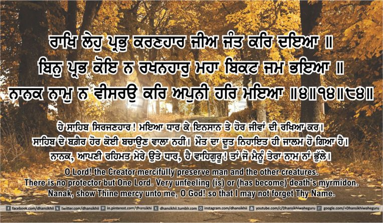 Sri Guru Granth Sahib Ji Arth Ang 47 post 13