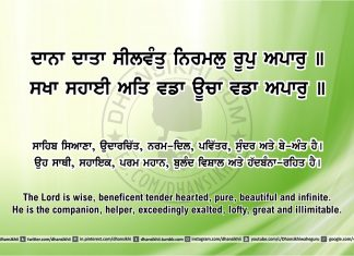 Sri Guru Granth Sahib Ji Arth Ang 47 post 2