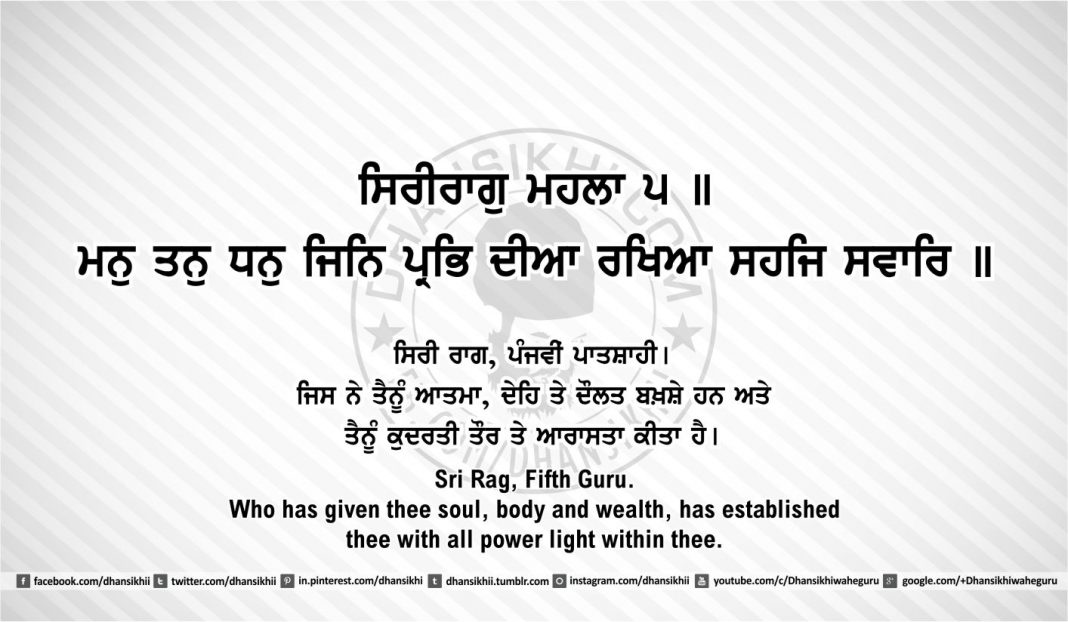 Sri Guru Granth Sahib Ji Arth Ang 47 post 8