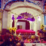 Dhansikhi-Historical Place-Gurudwara Tahli Sahib Santokhsar-inside view Gurbani Quotes, Sikh Photos, Gurmukhi Quotes, Gurbani Arth, Waheguru, HD Sikh Wallpaper