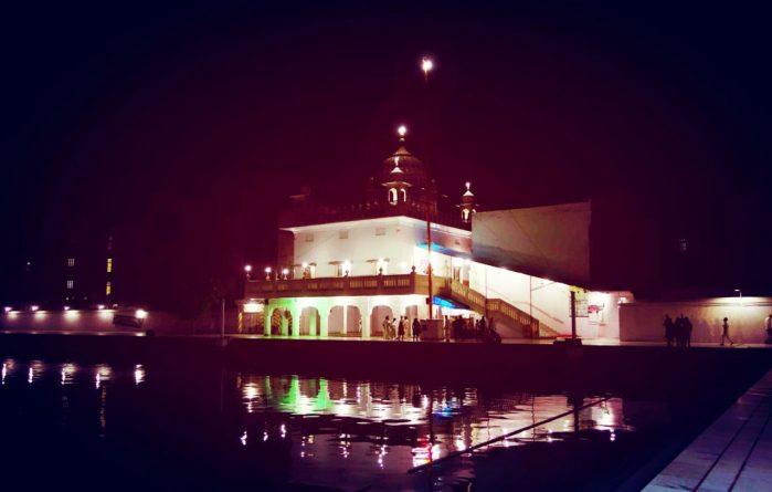 Dhansikhi-Historical Place-Gurudwara Tahli Sahib Santokhsar-outside view