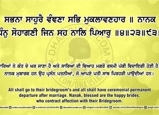 Sri Guru Granth Sahib Ji Arth Ang 50 post 18